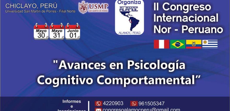 CONGRESO ALAMOC Nor – Peruano